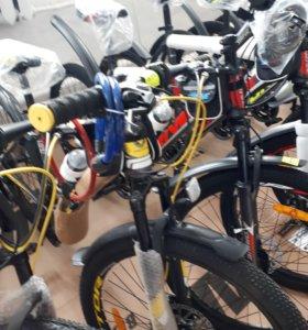 """Горный велосипед 26"""" алюминиевый"""