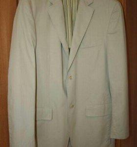 Летний пиджак мужской