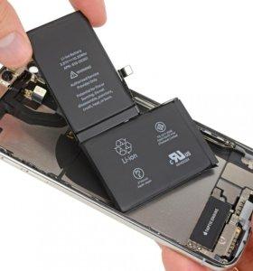Аккумуляторные батареи для iPhone/iPad/iPod