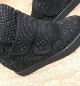 Ботинки женские деми/Новые