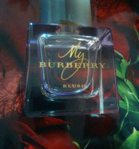 Духи my burberry blush