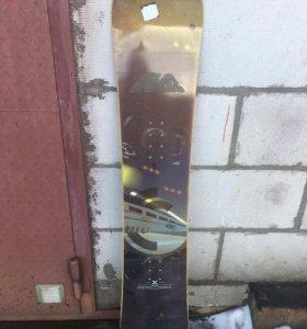 Сноуборд Vector Elan