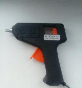 Клей - пистолет (термоклей)