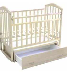 Кроватка детская Антел Алита 4
