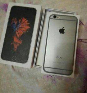 iPhone 6s black 64 gb