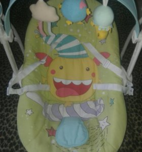 Электокачели Happy baby