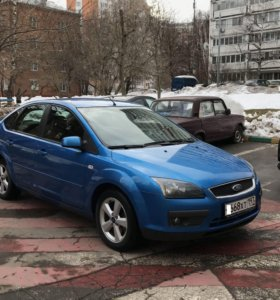 Ford Focus, II 1.6 AT (100 л.с.)