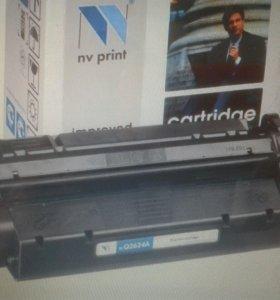 Б/у Картриджи для лазерных принтеров