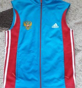 Жилетка Russia Adidas