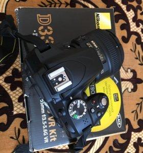 Фотоаппарат Никон д3300