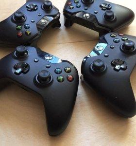 Геймпады Xbox One новые и б/у