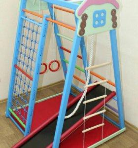 Детский Спортивный Комплекс ДСК Избушка 6