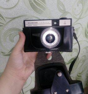 Фотоаппарат смена  симбол