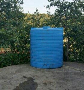 Емкость бак для топлива  Б/У 5000 л 30 000 руб.