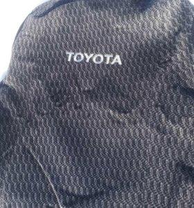 Авточехлы б/у для автомобиля Toyota Corolla 2013 г