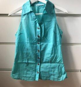Блузка хлопок 42-44 s