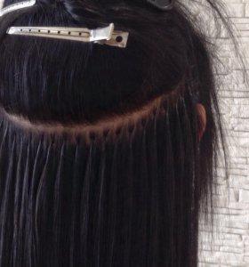 Снятие ,перекапсуляция и наращивание волос