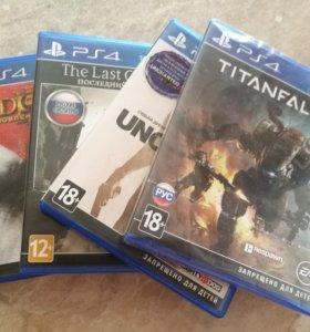 God of War 3+ The Last Guardian+Titanfall2