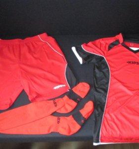Футбольная форма и сумка