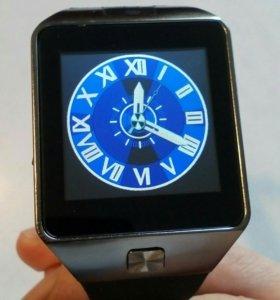 Умные часы  DZ 09