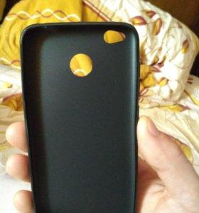 Чехол бампер Xiaomi redmi 4x