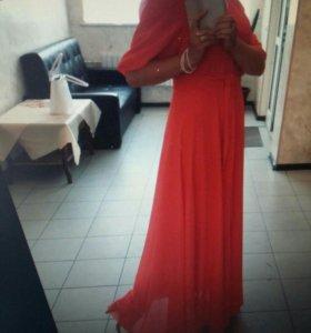 Вечернее платье 50