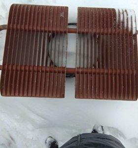 Радиаторы отопления аллюминиевые