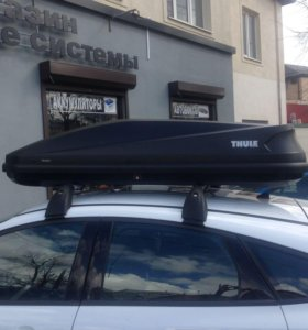 Автобокс Thule Touring 780