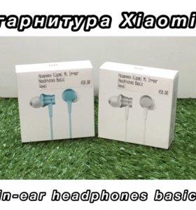 Гарнитура наушники Xiaomi in ear headphones basic
