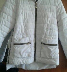 Куртка весна-осень 44-46 и беременным