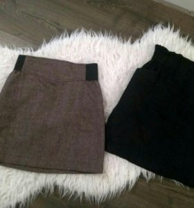 2 юбки