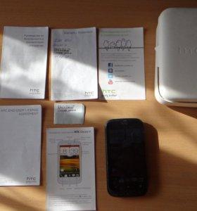 Телефон HTC Desire V - рабочий. На запчасти