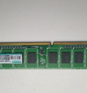Оперативная память (ОЗУ) на 2 gb. Частота 1333.