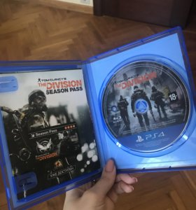PS4 Tom Clancy Division