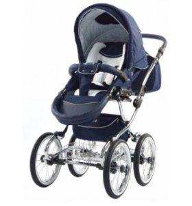 Детская коляска 2 в 1 Parusok