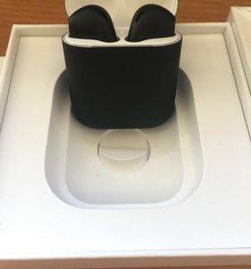 Apple AirPods чёрные. Оригинальные!
