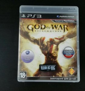 God of War: Восхождение (игра PS3)