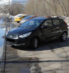 Hyundai Solaris, I Рестайлинг 1.4 MT (107 л.с.)
