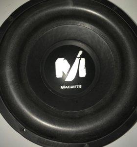 Сабвуфер MACHETE M 12 d4