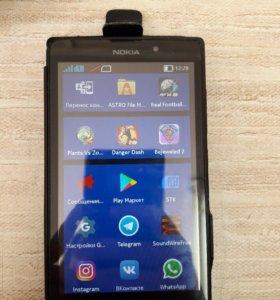 Смартфон Nokia XL Dual Sim (+ флешка на 8 гб)