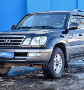 Lexus LX, 2003