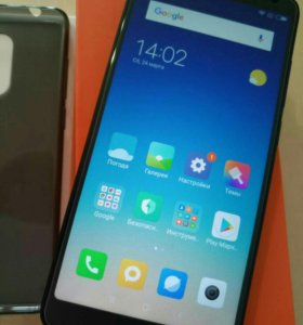 Xiaomi redmi 5 2/16 black