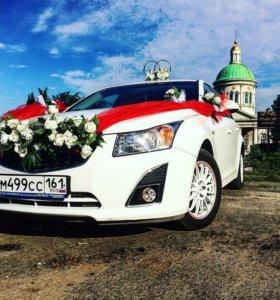 Машина для свадьбы