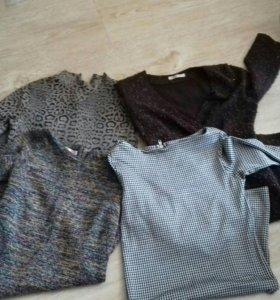 Вещи пакетом платья