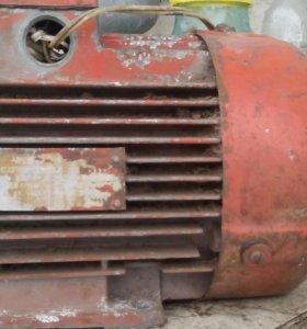 Электродвигатель 380-220