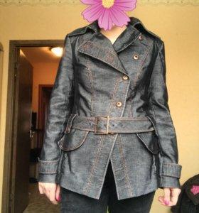 Пиджак куртка демисезонный
