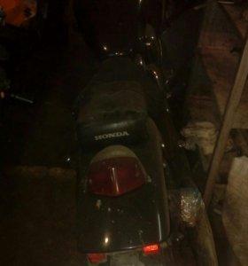 Мотоцикл хонда стид400