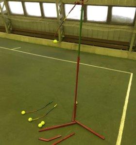 тренажер для тенниса