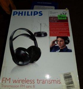Philips беспроводные наушники