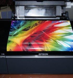 Цветной принтер Epson Stylus Photo T50